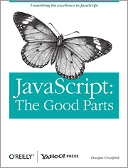 JavaScript: The Good Parts (Book Cover)